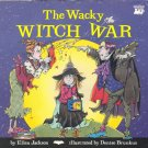 The Wacky Witch War by Ellen Jackson ~ Book 1996