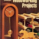 Woodworking Projects (77 projects) by Sunset ~ Book 1978
