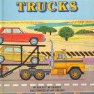 All Kinds of Trucks by Edith T. Kunhardt  ~ Book 1984