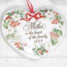 Hallmark Ornament ~ Mother ~ 1989