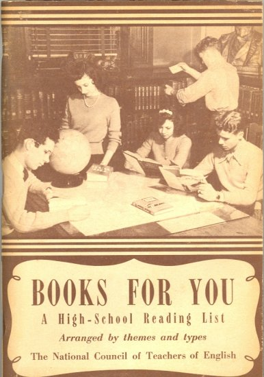 Books for You (A High - School Reading List) ~ Book 1946