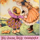 "Mary Engelbreit ~ It's those little moments that make life special ~ Ceramic Plaque 6"" x 9"" ~ NEW"