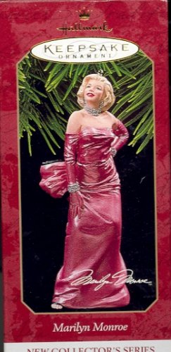 Hallmark Ornament ~ Marilyn Monroe 1997