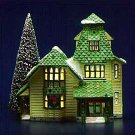 Dept 56 ~ Snow Village Resort Lodge 1987 ~ Snow Village
