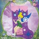 Tinker Bell Stocking ~ Disney Fairies ~ Felt Applique Kit