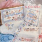 The Cross Stitch Nursery by Linda Gillum ~ Cross-Stitch Chart 1990