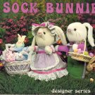 Sock Bunnies by Pat Porter & Ann Dunn ~ 1981