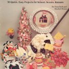 Bazaar Crafts (30 Quick Projects) by Pam Bell & Rachel Moore ~ 1984