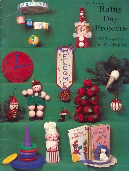 Rainy Day Projects (24 projects for the family)