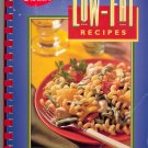 Low-Fat Recipes ( Betty Crocker ) ~ Book 1998