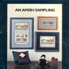 An Amish Sampling by Linda Myers ~ Cross-Stitch Chart 1986