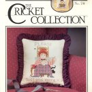 Cross Stitch Folk Angel by Vicki Hastings ~ Cross-stitch Chart ~ 1991