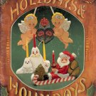 Holidays & Holly Days Decorative Painting Booklet 1986