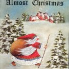 Almost Christmas Decorative Painting Booklet 1987