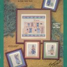 Santa Fe Cross-stitch Book ~ 1988