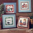 Southwest Spirit Cross-stitch or Needlepoint Book ~ 1990