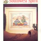 Southwest Spirit Cross-stitch Chart ~ 1992
