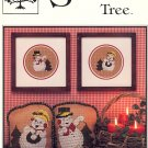 Christmas with Frosty Cross-stitch Chart ~ 1989