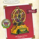 Hallmark Ornament ~ 100 Years of Fun 2003 ~ Crayola Crayon