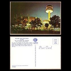 New York State Exhibit, 1964 NY World's Fair, Postcard
