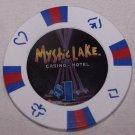 Mystic Lake Casino $1 Chip (new style)