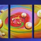 Modern Abstract Huge Canvas Oil Painting Frameless OIL0110