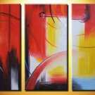 Modern Abstract Huge Canvas Oil Painting Frameless OIL0112