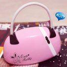 handbag LED charging lamp lights pink