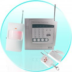 Wireless Control Home And Office Alarm System