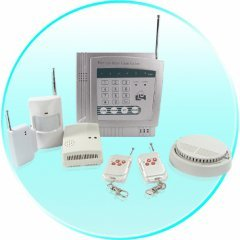 Superior Wireless Home And Office Alarm System