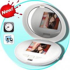 Pocket Digital Photo Frame with Mirror