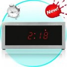 Extraordinary Mirror Clock w/Alarm (LED Display)