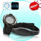 Heart Rate Monitor Exercise Watches with Chest Belt