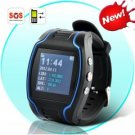 GPS Cell Phone Watch with SOS Calls - Quad Band, Two Way Calling