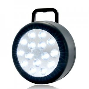 3 Portable Super Bright White LED Lights with Motion Detection