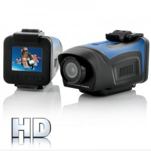 Xtreme HD - 1080P Full HD Extreme Sports Action Camera (Waterproof, Automatic Image Orientation)