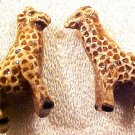 Giraffe 4 Pottery Beads