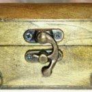 Box  Wooden Treasure Chest