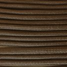 PARACORD 550 LB PARACHUTE CORD MIL SPEC TYPE III **WITH FREE BUCKLES* (BROWN, 100FT)