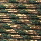 PARACORD 550 LB PARACHUTE CORD MIL SPEC TYPE III **WITH FREE BUCKLES* (CAMO (RECON) 100FT)