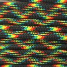 PARACORD 550 LB PARACHUTE CORD MIL SPEC TYPE III **WITH FREE BUCKLES** (GALAXY 20FT)