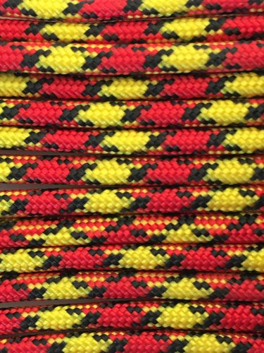 PARACORD 550 LB PARACHUTE CORD MIL SPEC TYPE III **WITH FREE BUCKLES** (MARINES 20FT)