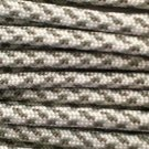 PARACORD 550 LB PARACHUTE CORD MIL SPEC TYPE III **WITH FREE BUCKLES** (ARTIC CAMO 50FT)