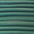 PARACORD 550 LB PARACHUTE CORD MIL SPEC TYPE III **WITH FREE BUCKLES** (HUNTER GREEN 50FT)