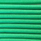 PARACORD 550 LB PARACHUTE CORD MIL SPEC TYPE III **WITH FREE BUCKLES** (GREEN 50FT)