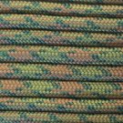 PARACORD 550 LB PARACHUTE CORD MIL SPEC TYPE III **WITH FREE BUCKLES** (WETLAND 50FT)