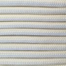 PARACORD 550 LB PARACHUTE CORD MIL SPEC TYPE III **WITH FREE BUCKLES** (WHITE 50FT)