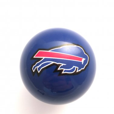 NFL Billiard Ball * All teams and colors * Great for replacement (Buffalo Bills Blue)