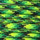 PARACORD 550 LB PARACHUTE CORD MIL SPEC TYPE III **WITH FREE BUCKLES** (GECKO 5FT)