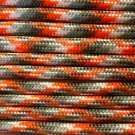 PARACORD 550 LB PARACHUTE CORD MIL SPEC TYPE III **WITH FREE BUCKLES** (ION STORM 5FT)